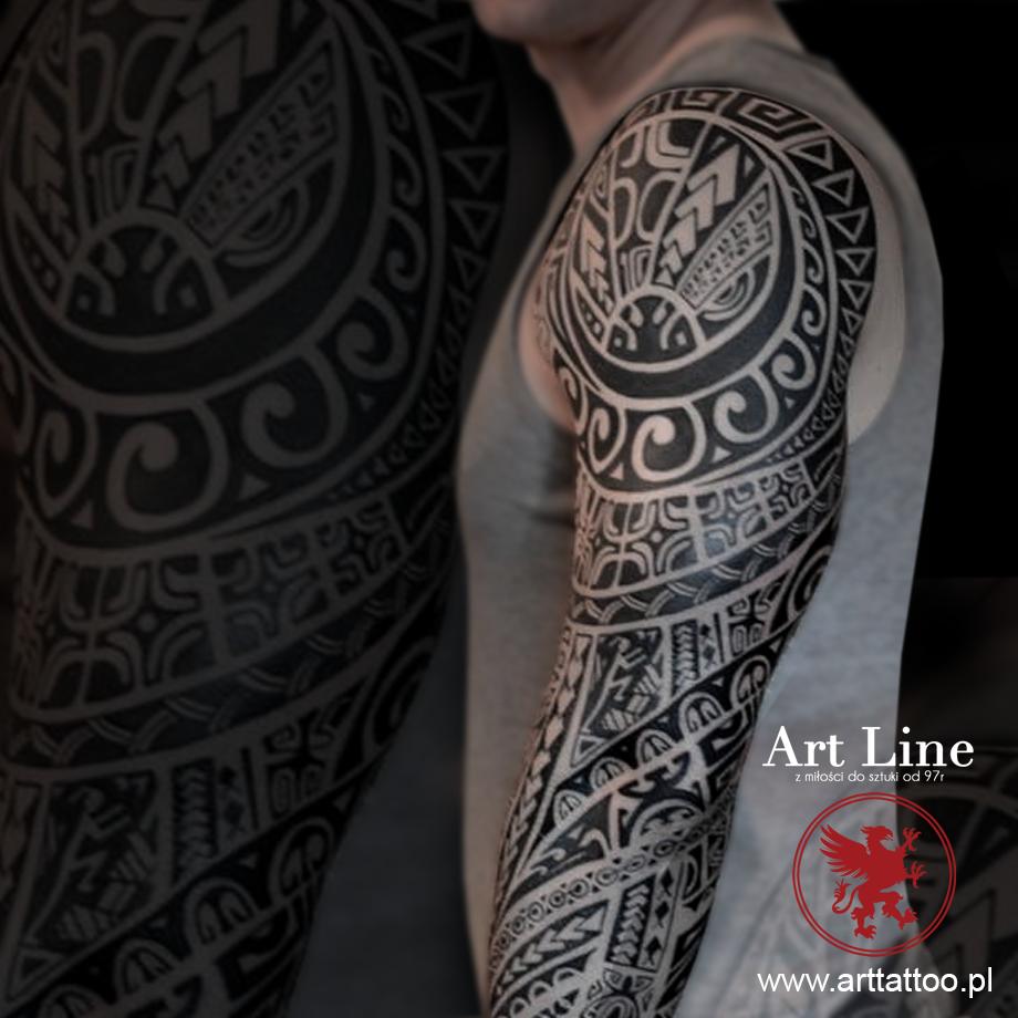 łukasz Galeria Tatuaży Art Line