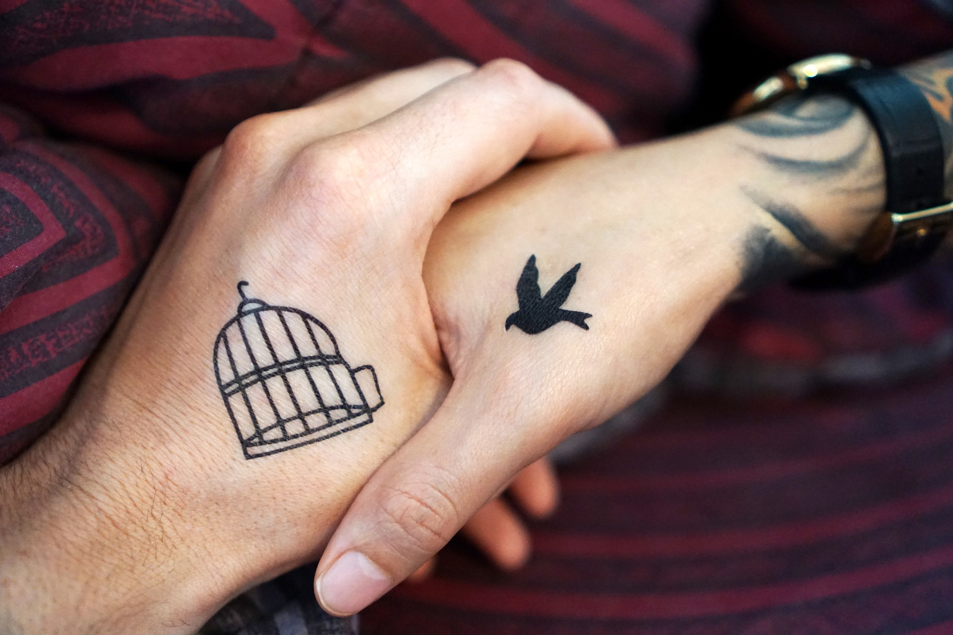 Tatuaże Dla Par Za I Przeciw Art Line
